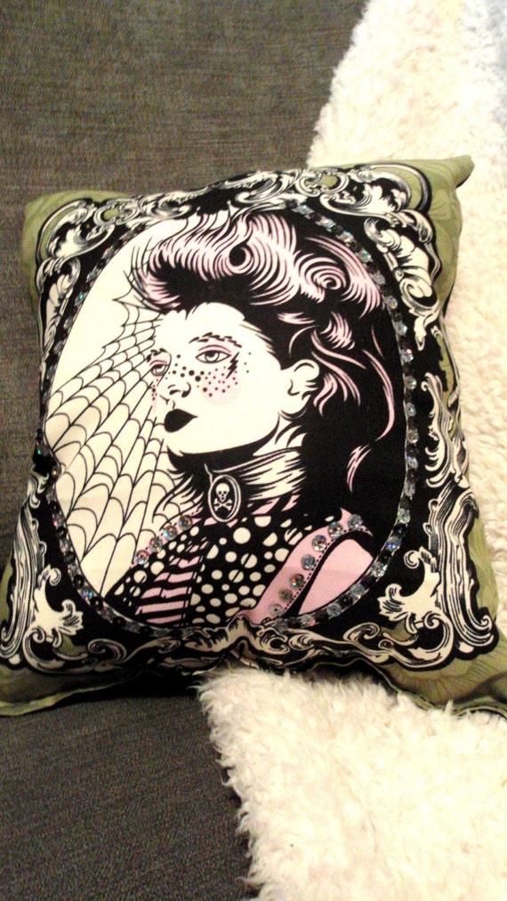 Victorian Lady Pillows : Victorian Lady Pillow