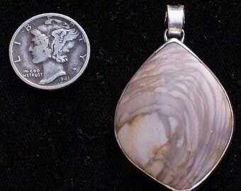 imperial jasper pendant