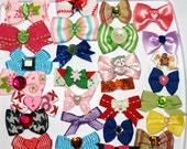 Grab bag of 15 itty bitty bows