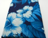 Blue Hawaiian Fabric