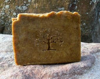 NEEM  Oil  Goat  Milk  Tea  Tree  EO  Soap Bar