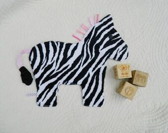 Wild About You Zebra Snugglie