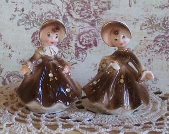 SALE Delightful Enesco Golden Girls Salt and Pepper Shakers