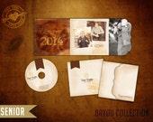 DVD and DVD case for High School Senior - Bayou Senior