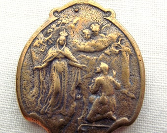 Bronze Our Lady of Mercy Medal
