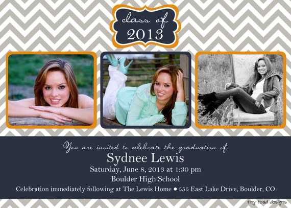 This is a graphic of Simplicity Printable Graduation Announcement