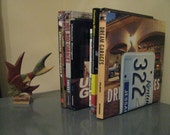 KENTUCKY LICENSE PLATE Bookends- Perfect for an Office - Mancave - Den.....many states available