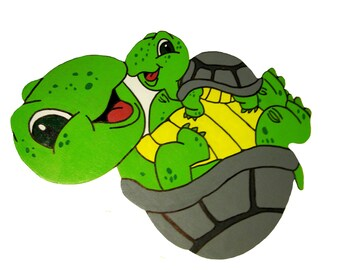 Turtles Magnetic Board
