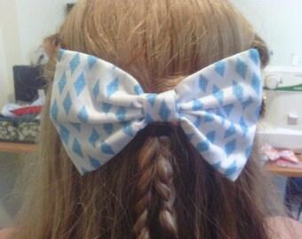 My Little Pony MLP Rarity Hair Bow Barrette