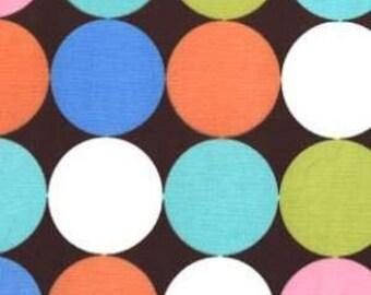 Michael Miller fabric DISCO DOTS