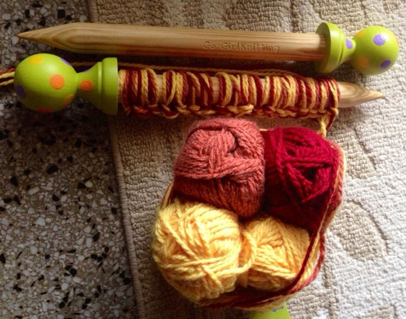 Knitting Circular Needles Without Joining : Custom tops baby giant knitting needles us by