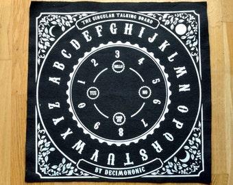 The Singular Talking Board - Travel ouija board