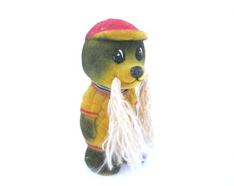 Soviet Toy Soft Vintage Toy Vigri Seal Mascot of 80s Olympic Games, Seal Toy Long Whiskers, Soviet Toys, Olympics Collectibles, Retro Toys