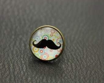 RING psychedelic moustache (2020B)