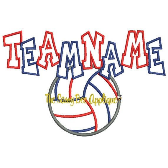 Volleyball Team Names List Custom Team Name Volleyball