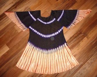Original Tie Dye Caftan tunic top size medium