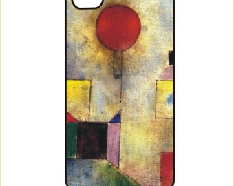 Klee - Red Balloon - iPhone / Android Phone Case / Cover - iPhone 4 / 4s, 5 / 5s, 6 / 6 Plus, Samsung Galaxy s4, s5