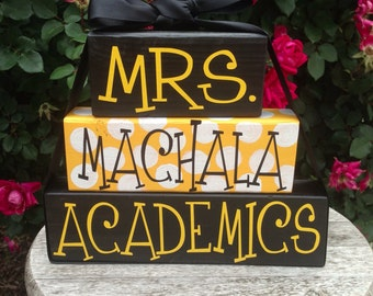 Personalized Teacher Set