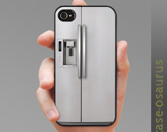 Fridge iPhone Case for iPhone 6, iPhone 5/5s or iPhone 4/4s, Samsung Galaxy S6, Galaxy S5, Galaxy S4, Galaxy S3