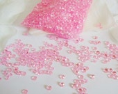 Tiny Pink Diamond Cabs - Gems - Table Scatter