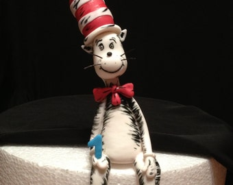 ONE Fondant Cake/Cupcake Topper You Character Choice