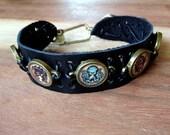 Bioshock Infinite Vigor Leather Bracelet