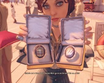 Elizabeth's Choker Set- Inspired by Bioshock Infinite