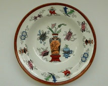 Vintage china dish - Minton china dish