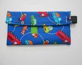 Trucks reusable snack bag