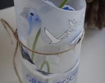 Jumbo Grey Goose Bottle Vase 1.75 Liter Bottle