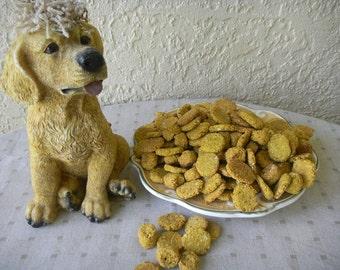 DOG TREATS, CAT 4 oz Antioxidant Pet Treats - 4 oz - 4 ounce - 1/4 Pound Package