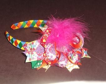 headband Abby Cadabby inspired