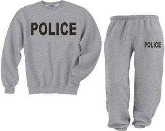 Sweatsuit / Police