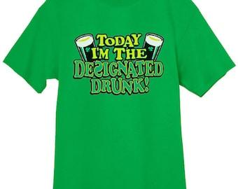 Mens T-shirt / Designated Drunk