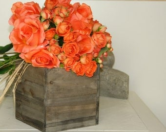 large wood box woodland planter flower box rustic pot square vases for wedding modern wooden boxes rustic chic wedding