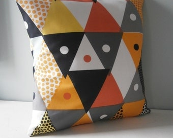 Aztec Geometric Tribal geek Cushion / Pillow cover