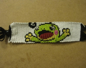 Politoed Friendship Bracelet