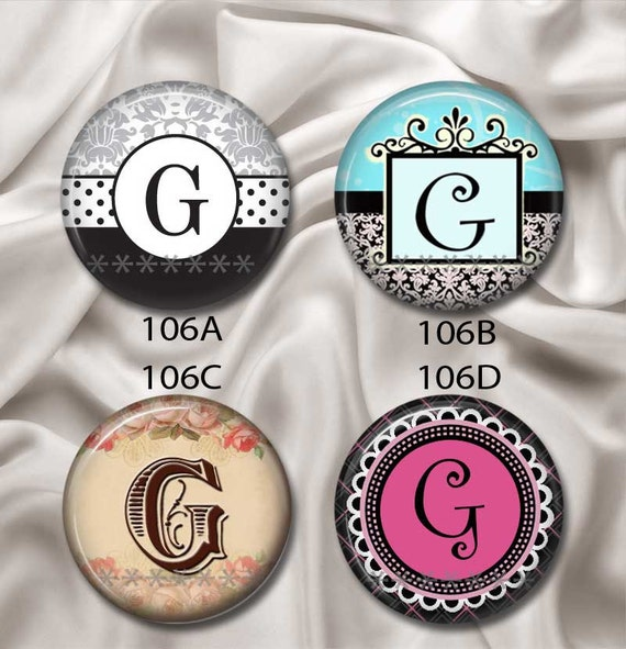 initial letter g pretty and sophisticated