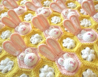 Popular items for bunny flowers on Etsy