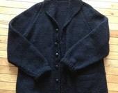 Beautiful hand knit sweater