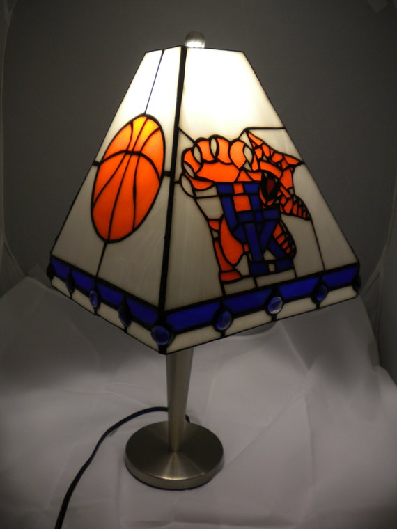 items similar to kentucky wildcats themed stained glass. Black Bedroom Furniture Sets. Home Design Ideas