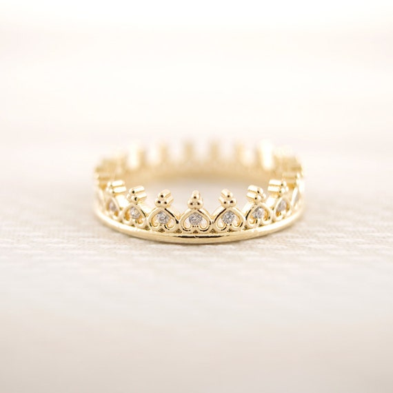 Simple gold ring price