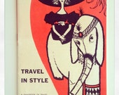 Sixties Travel in Style Fashion Booklet