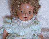 Vintage Composition Doll Sale