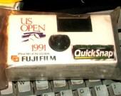 1991 US Open Quicksnap - Fuji Tennis Collectible