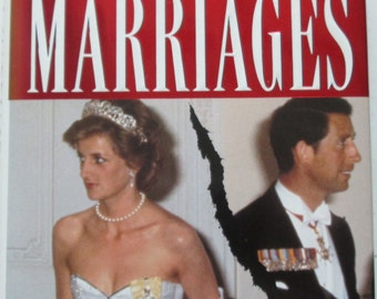 The Royal Marriages, Biography, First US Edtion, by Lady Colin Campbell