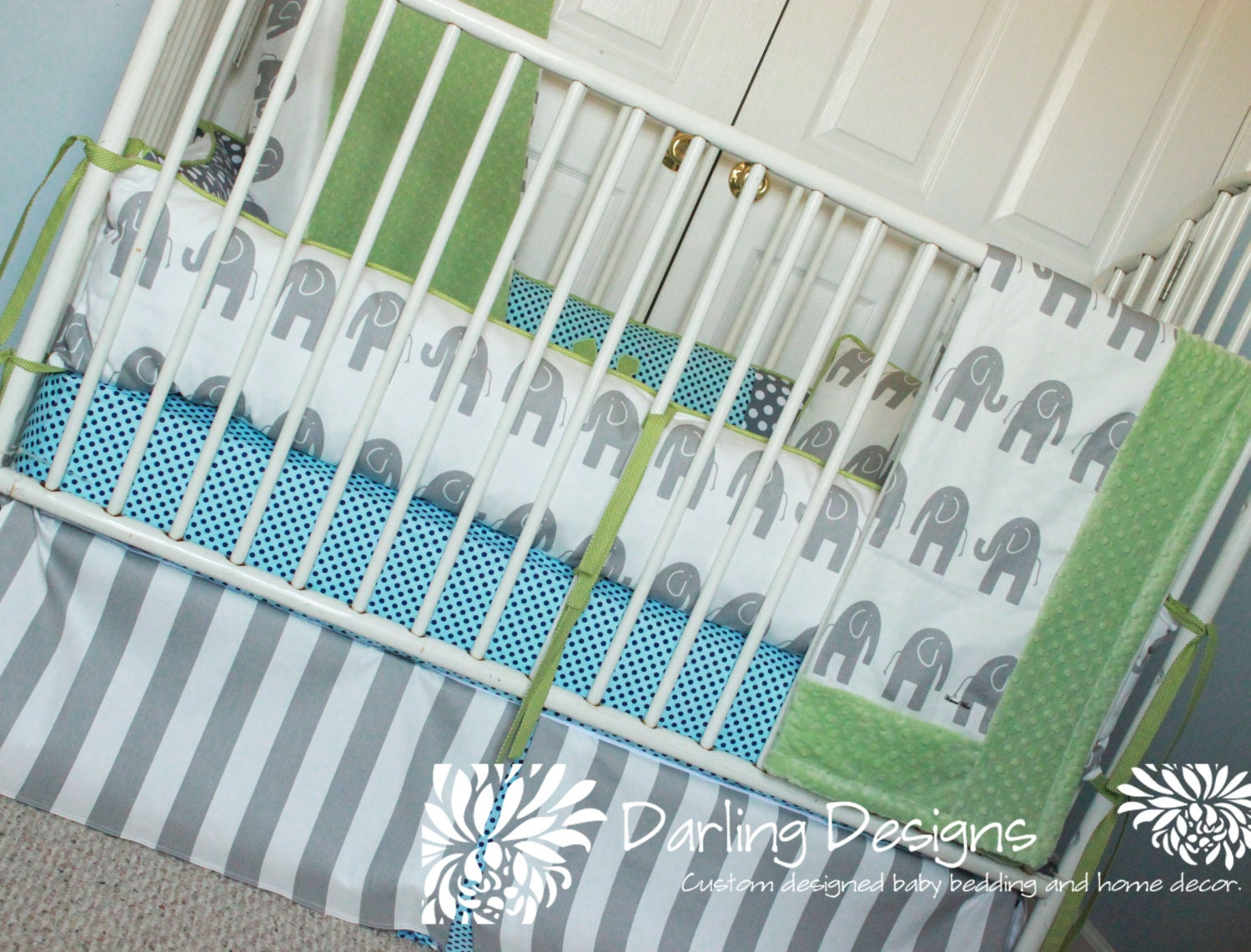 final design of your own baby bedding | Baby Bedding Set design your own custom by DarlingDesignsbyLB