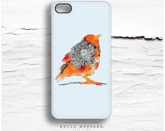 """iPhone 7 Case """"Orange Bird"""" by Iveta Abolina iPhone 7 Plus iPhone 6s Case iPhone SE Case iPhone 6 Case iPhone 6s Plus iPhone iPhone 5S I5"""