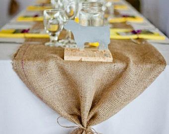 Burlap Table Runner Wedding Special Occasions Custom