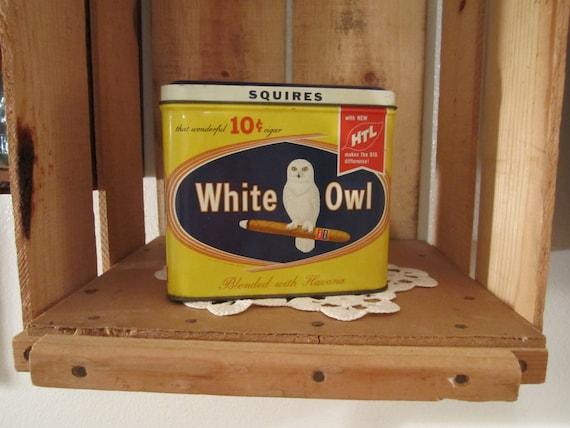 Vintage white owl cigars - photo#28
